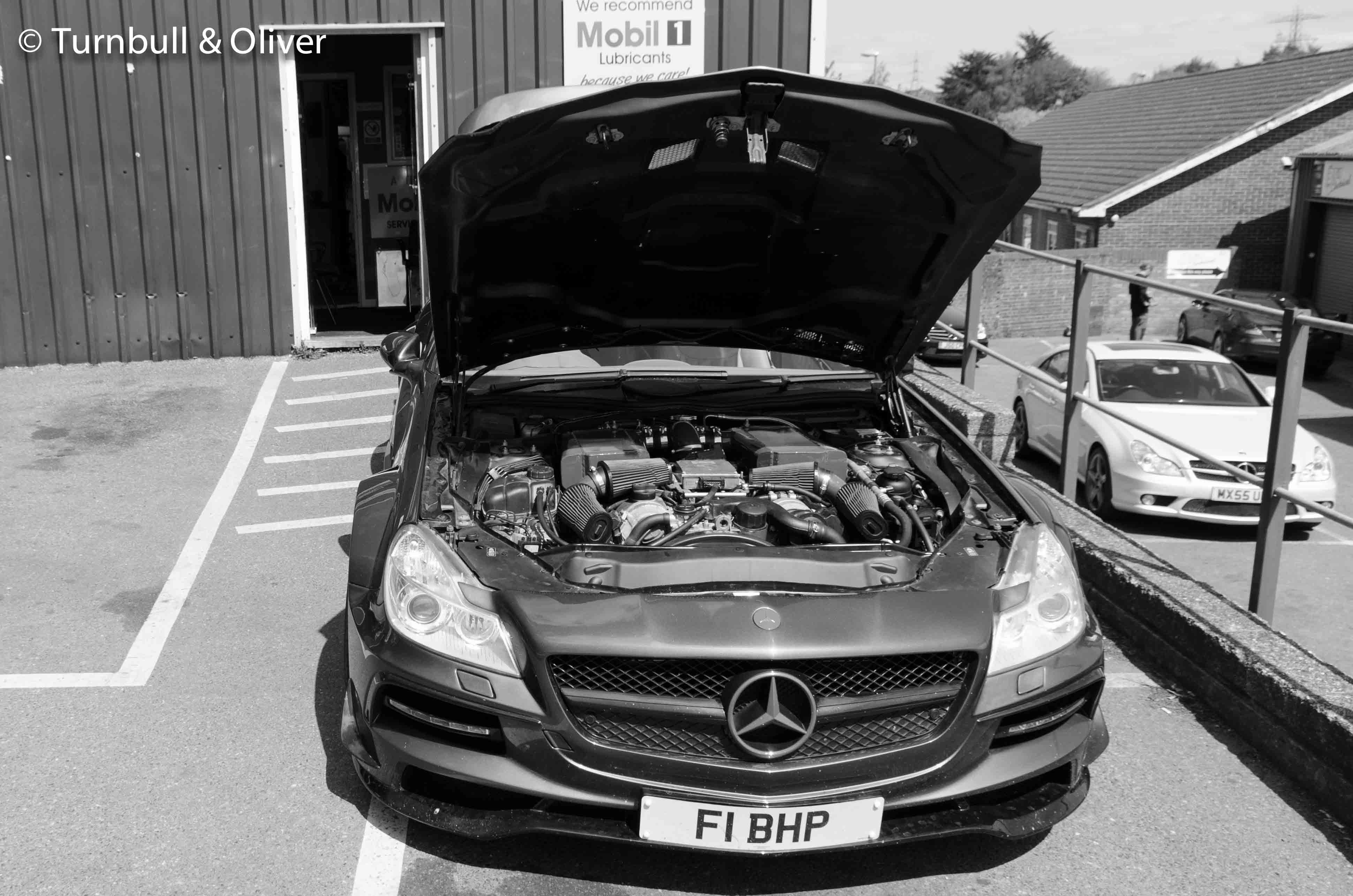 Prestige Car Service - Benz on The Green 2015 - 10