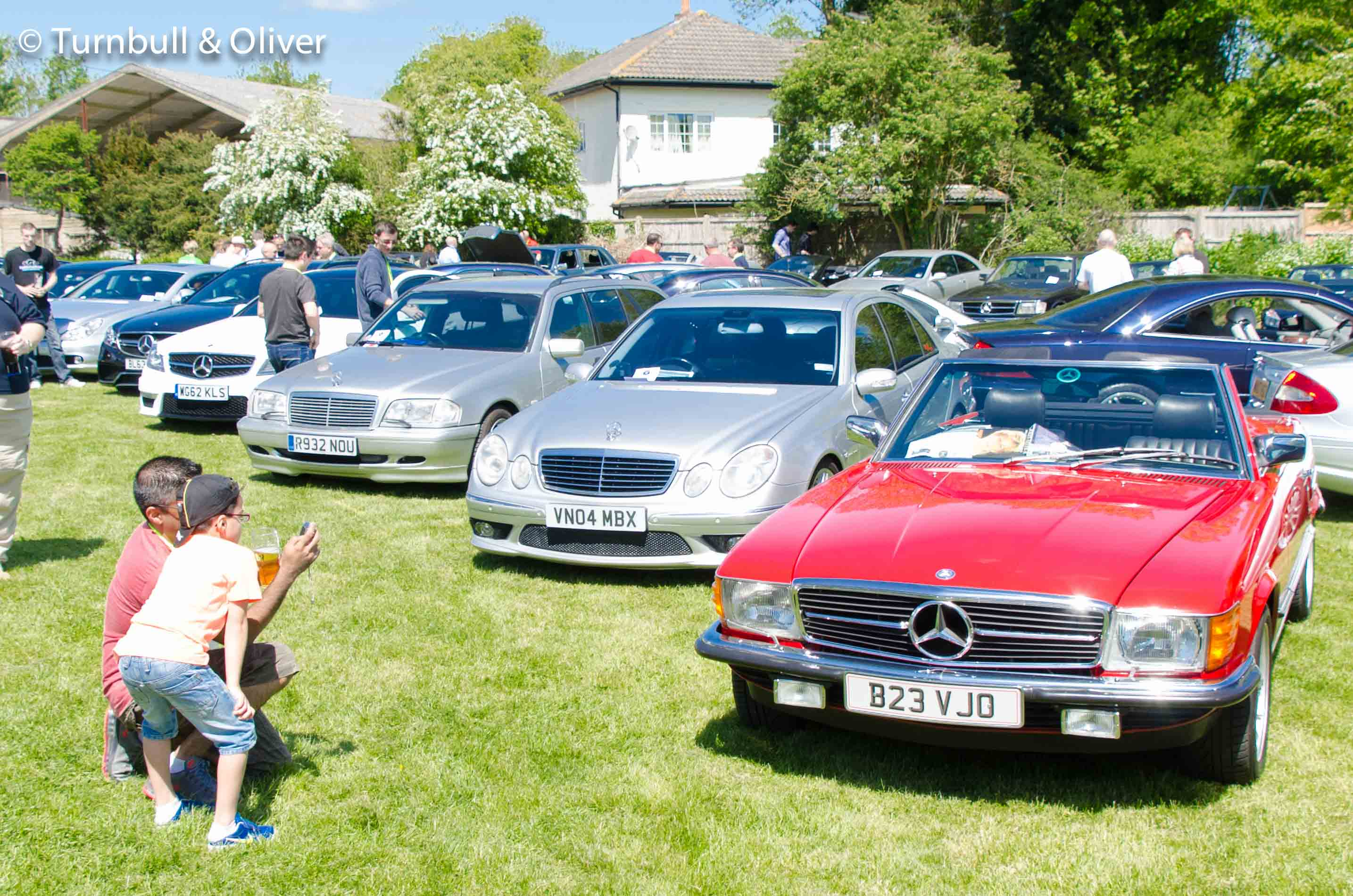 Prestige Car Service - Benz on The Green 2015 - 23
