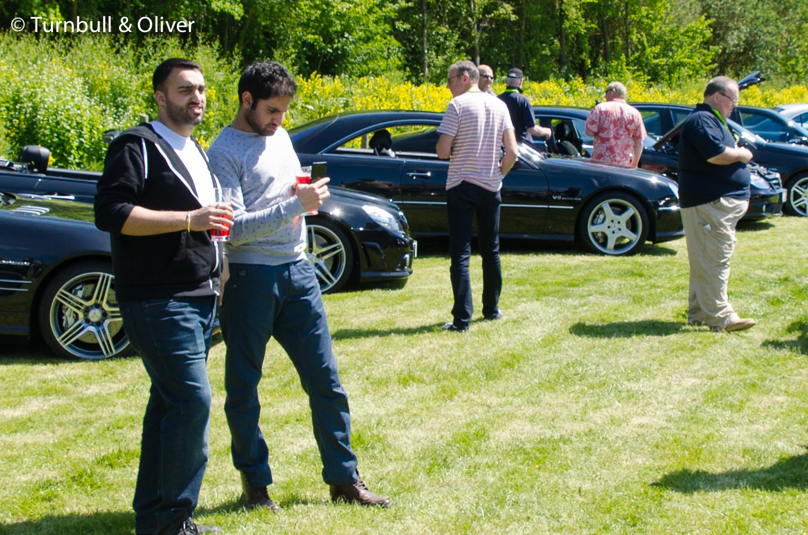 Prestige Car Service - Benz on The Green 2015 - 29