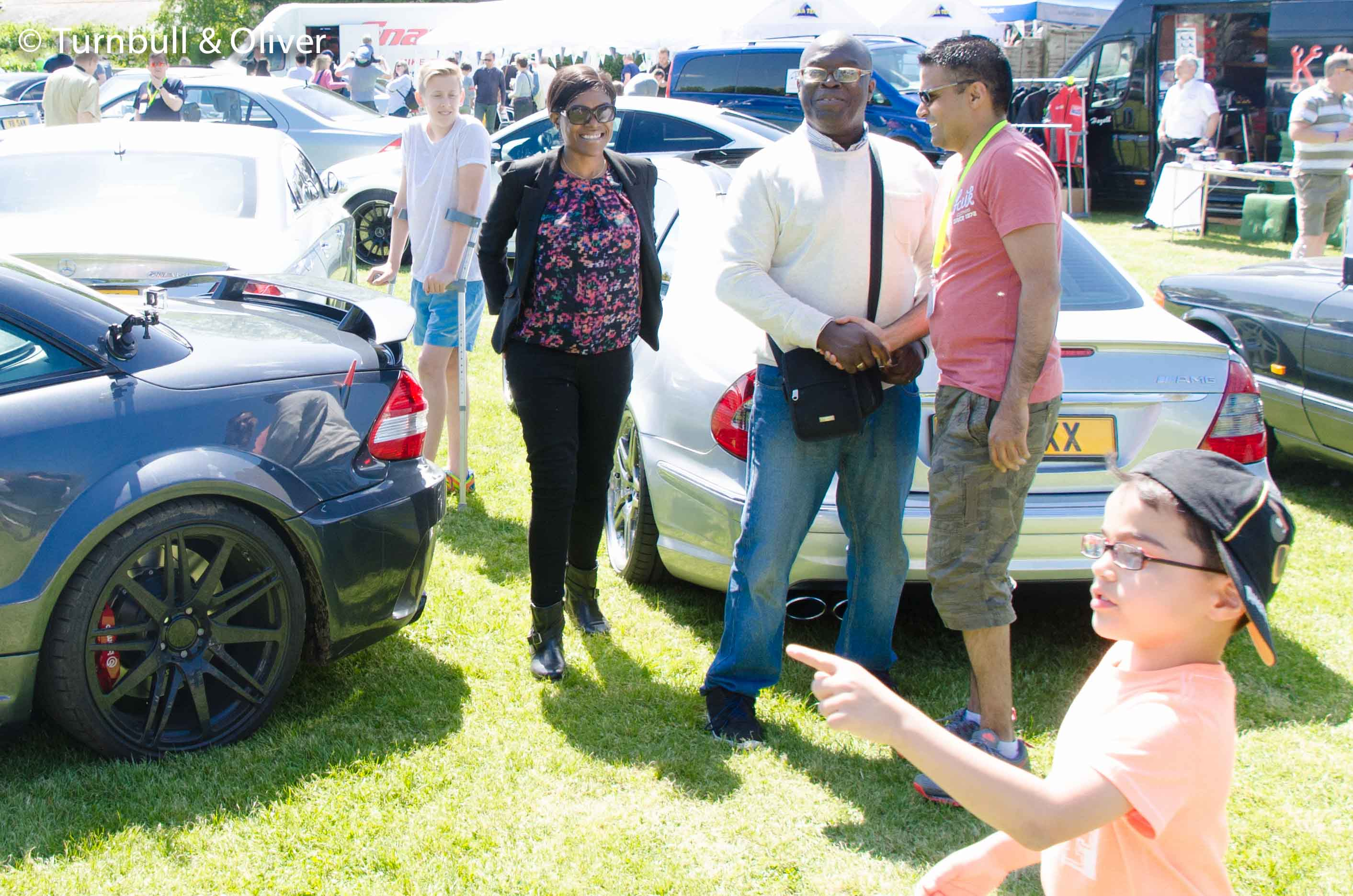 Prestige Car Service - Benz on The Green 2015 - 30
