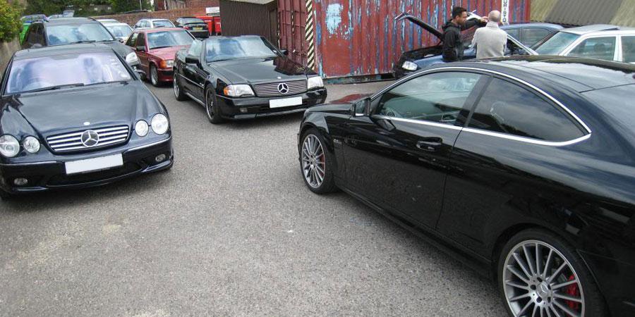 Car Event Hampshire
