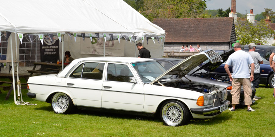 Hampshire Car Show