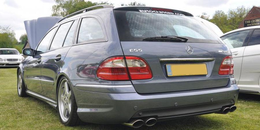 Mercedes Car Show Finchdean